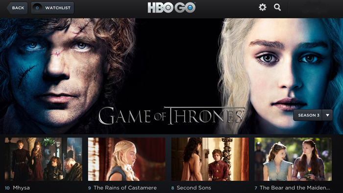 HBO Shows and Movies