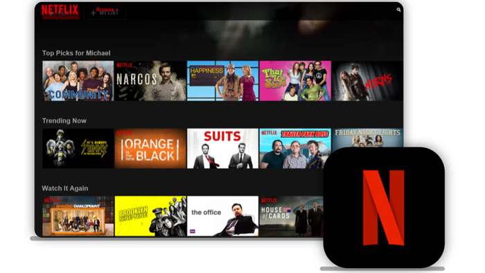 Best VPN to Change your Region and Country for Netflix